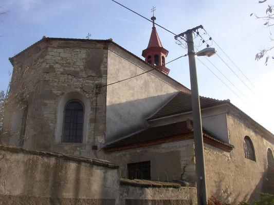 Pchery / Kostel Nalezení těla sv. Štěpána