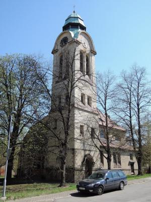 kostel sv. Mikuláše, Hnidousy, Kladno - Švermov