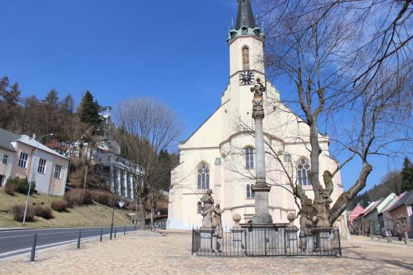 Kostel. sv. Jáchyma