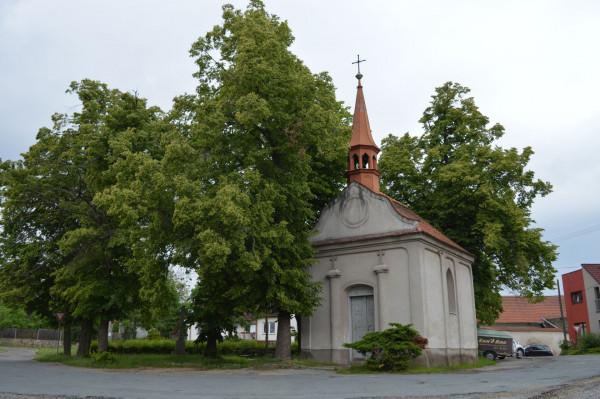 kaple Povýšení sv. Kříže