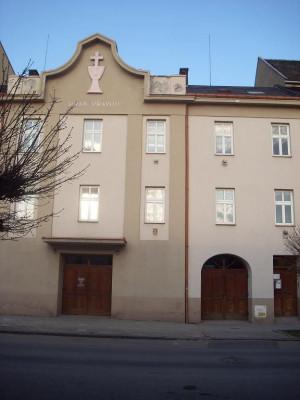Přerov, sbor J. Blahoslava