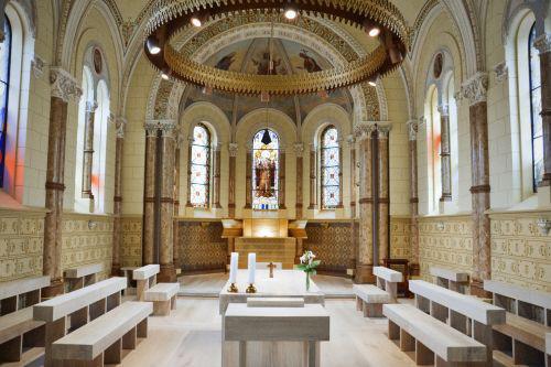 Olomouc, kaple sv. Františka