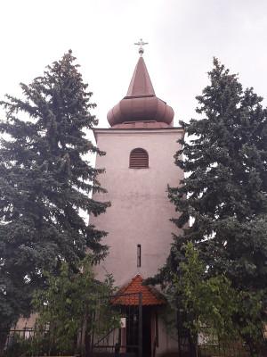 Plenkovice, kostel sv. Vavřince