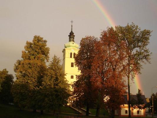 Kostel svatého Jakuba v Rokytnici