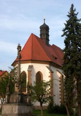 Kostel sv. Jana Křtitele / Kostel sv. Jana Křtitele na Masarykově náměstí ve Starém Pzenci