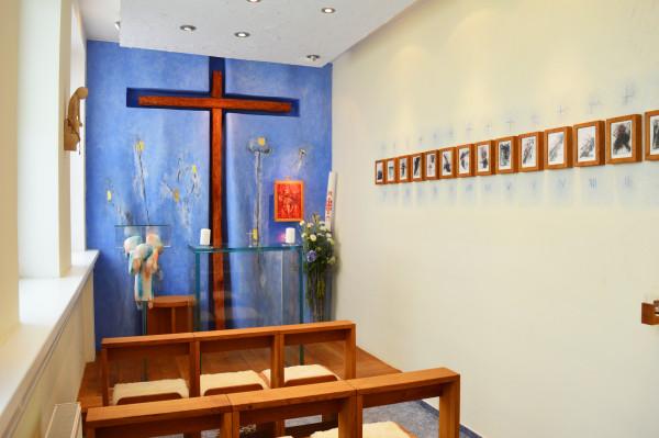 Kaple sv. Zdislavy, Litoměřice 2