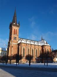 Vrchlabí, kostel sv. Vavřince
