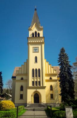 Evangelický kostel Na Nivách, Český Těšín