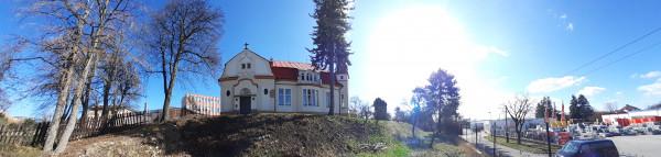 fara a kaple ČCE v Jičíně