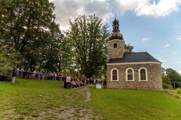 Vatětice / Kaple Panny Marie Bolestné
