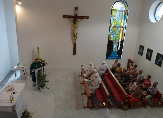 Olomouc-Svatý Kopeček, kaple sv. Norberta