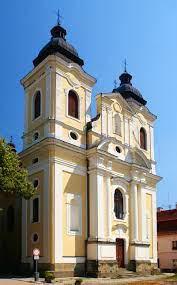Kostelec n.Orl. kostel sv.Jiří