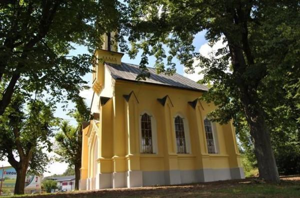 Kaple sv. Cyrila a Metoděje (Cyrilka)