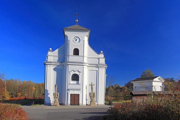 Kostel svatého Petra z Alkantary