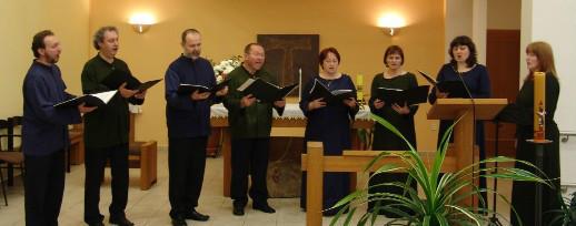 Canticum Novum – vokální smíšený komorní sbor