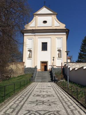 Kostel sv. Vavřince, Hluk