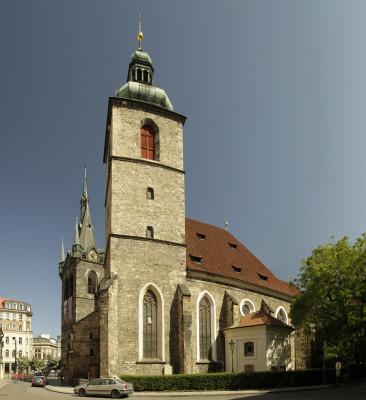 Kostel sv. Jindřicha a sv. Kunhuty, Praha 1 / Kostel sv. Jindřicha a sv. Kunhuty, Praha 1