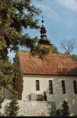 Kostel sv Filipa a Jakuba Tábor