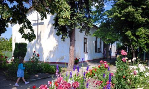 kostel sv. Vojtěcha, Na Balkáně
