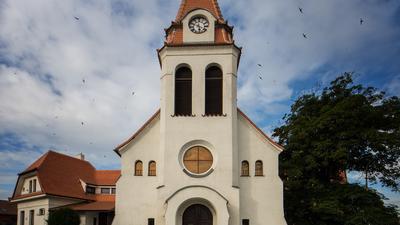 kostel adventisté Břeclav