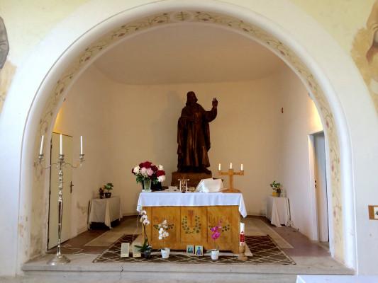 Husův sbor - interiér