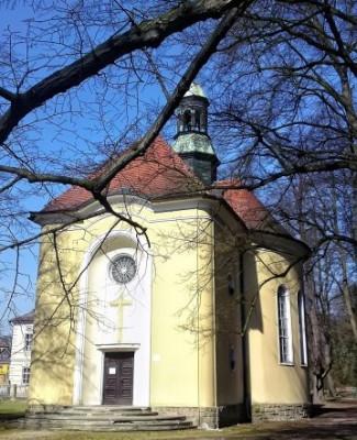 Česká Lípa, husitský kostel