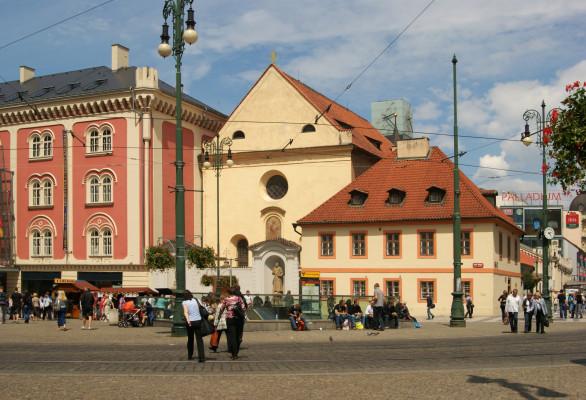kostel sv. Josefa, Praha 1 - Nové Město