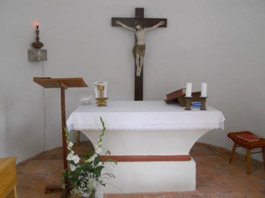 Vranov nad Dyjí - Zadní Hamry Kaple sv. Heleny