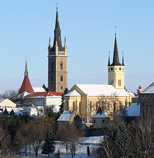 Čáslav ,evang.kostel