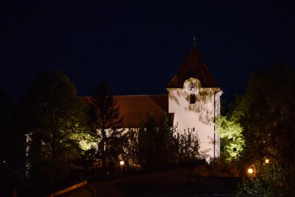 Kostel sv. Václava Moravany, foto Štěpán Langášek