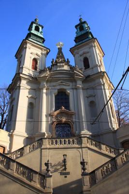 Kostel sv. Jana Nepomuckého na Skalce / Autor fotografie: Archiv kathprag
