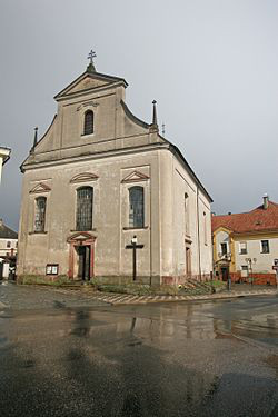 Kostel sv. Mikuláše v Lomnici nad Popelkou
