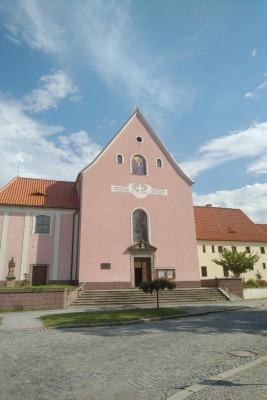 Kostel sv. Felixe / Kostel sv. Felixe
