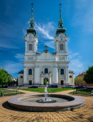 Kostel Panny Marie Královny v Ostravě - M. Horách