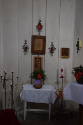 Kaple 7 / Interiér