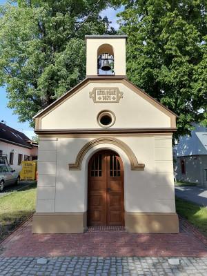 Jirny, kaple sv. Rozálie, Nové Jirny.jpg
