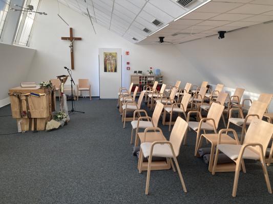 kaple Ducha Svatého
