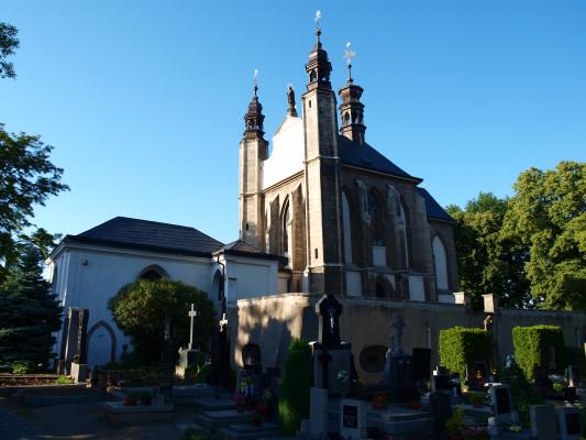 Kutná Hora, Všech svatých