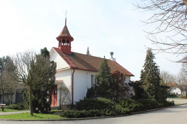 Chyňava, kaple Husova sboru CČSH