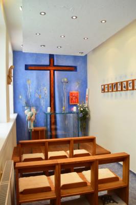 Kaple sv. Zdislavy, Litoměřice 1