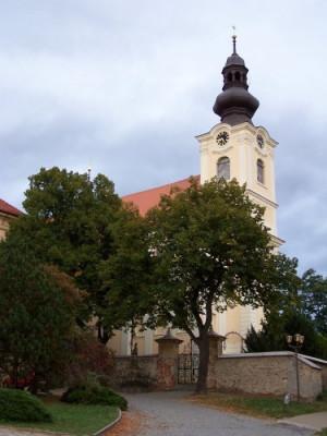 Kostelec na Hané, kostel sv. Jakuba staršího / Kostelec na Hané, kostel sv. Jakuba staršího