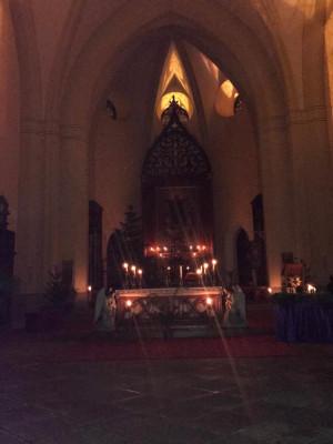 Hluboká nad Vltavou, kostel sv. Jana Nepomuckého