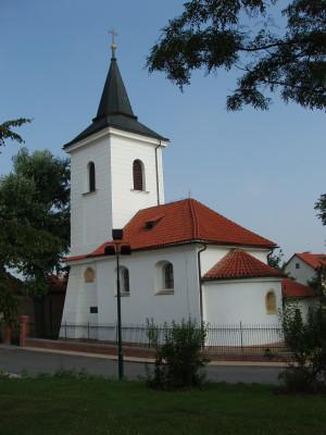 Praha 17 - Řepy, kostel sv. Martina.JPG