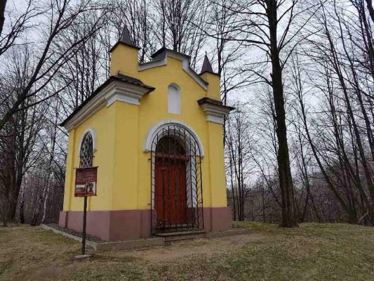 Něbrojova kaple