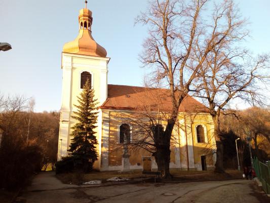 Kostel Zvěstování Páně v Úvalech