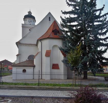 kostel sv. Jakuba staršího Pohořelice