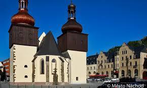 Náchod kostel sv.Vavřince