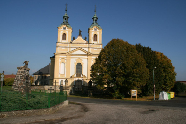 kostel Ostružno