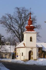 Bohumilice kaple