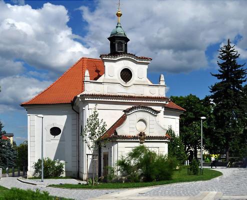 Kostel Narození panny Marie v Michli